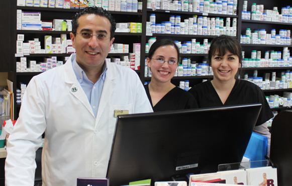 Glengrove Pharmacy Team Uptown Toronto Yonge St